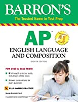 Barron's AP English Language and Composition with Online Tests (Barron's Test Prep)