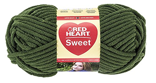 Sweet Olives (RED HEART Sweet Yarn, Olive)