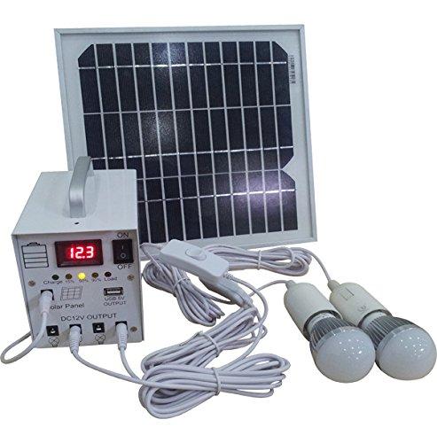 Small Solar Lighting System - 3