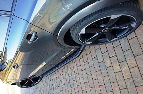 2018 mod/èle Ares Noir avec T/ÜV et ABE Marchepied pour Audi Q3 /à partir de 2011