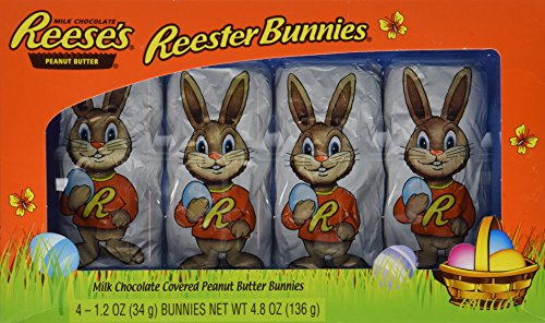 Reese's Peanut Butter Easter Bunnies Chocolate Gift Basket S