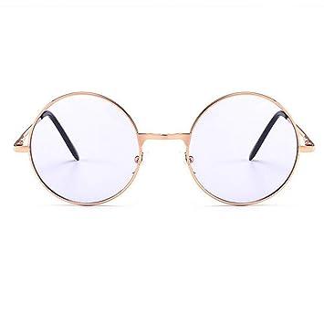 YOGER Gafas De Sol Gafas De Sol Rosadas Hippie Mujeres ...