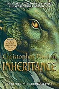 Inheritance: Book IV (The Inheritance Cycle 4)