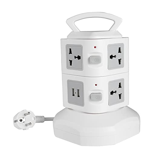 14 opinioni per Tsing- Multipresa USB Ciabatta Elettrica
