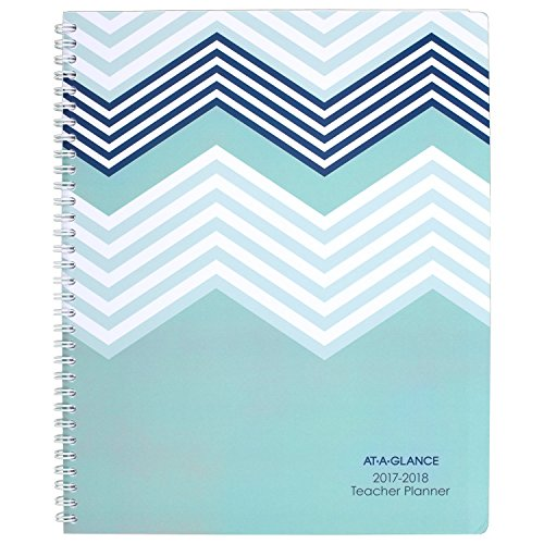 GLANCE Weekly Monthly Teacher Planner