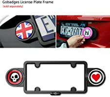 3 Magnetic Grill Badge//UV Stable /& Weather-Proof//Works Grill Badge Holder CD0443 GoBadges RAINBOW
