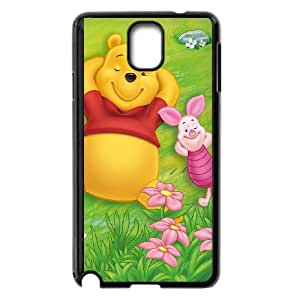 Winnie the Pooh Samsung Galaxy Note 3 Cell Phone Case Black Phone cover W9305637