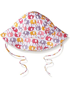 Baby Girls' Ellas Elephants Sunhat