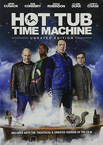 - Hot Tub Time Machine