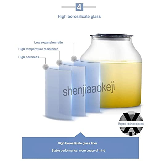 JIANG Máquina de fermentación Multifuncional para el hogar ...