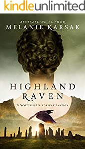 Highland Raven (The Celtic Blood Series Book 1)