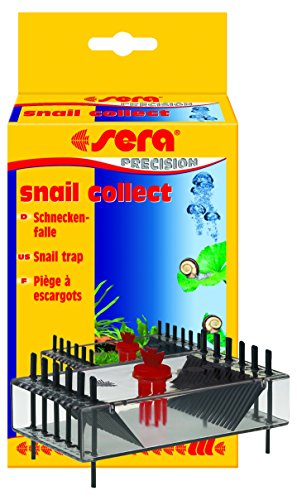Sera Snail Collect Aquarium Treatments (Component Sera Marin)