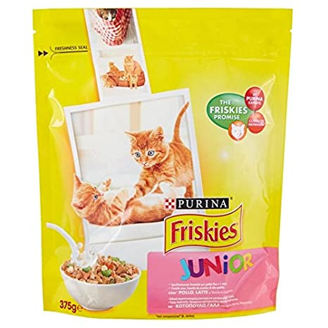 Friskies Croccantini gatto junior 375 gr.