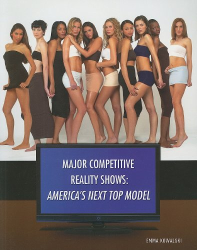 Download America's Next Top Model (Major Competitive Reality Shows) pdf
