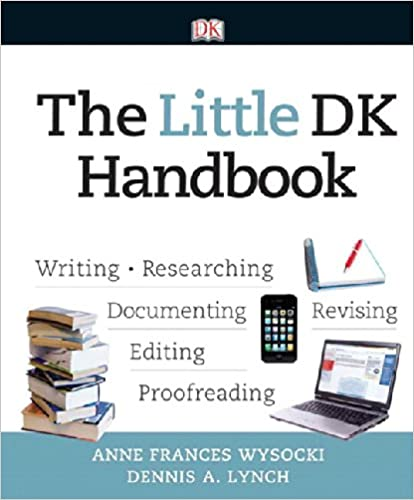 Book The Little DK Handbook Plus New MyCompLab