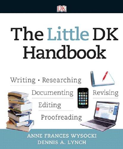 Little DK Handbook, The Plus NEW MyCompLab