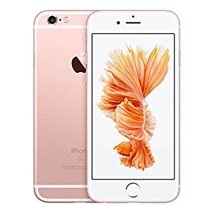 Apple iPhone 6Swith FaceTime- 128GB, 4G LTE, Rose Gold
