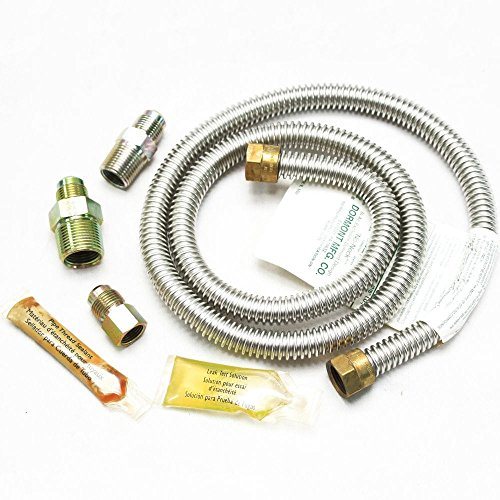 Whirlpool 20-48KITRC Gas Dryer Connector (Gas Dryer Connector)