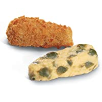 McCain Anchor Breaded Cheddar Cheese and Jalapeno Bite - Appetizer, 2.5 Pound -- 6 per case.