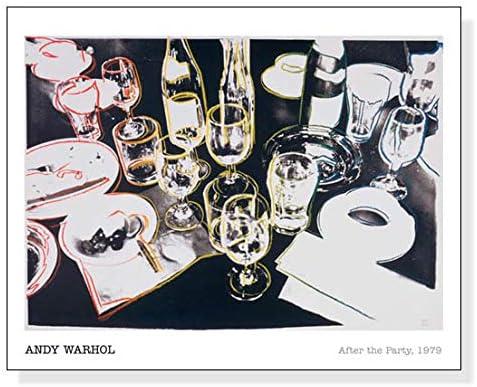 ポスター アンディ ウォーホル After the Party、 1979