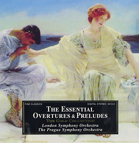 UPC 076119441027, The Essential Overtures & Preludes