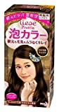 japanese bubble hair dye - PRETTIA Kao Bubble Hair Dyes, Royal Chocolate Darktone, 3.38 Fluid Ounce