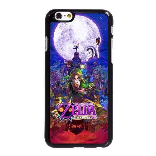 The Legend of Zelda Majora'S Masque XK68UG1 coque iPhone 6 6S 4,7 pouces de mobile cas coque G1EY4D3FN