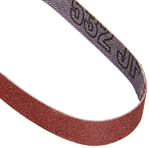 Proxxon 28581 Replacement Sanding Belts for BSL 115/E, 180 Grit, 5-Piece