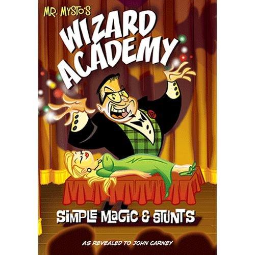 【通販激安】 Wizard Academy by Academy Mr. Mysto and Mysto Wizard John Carney by Carney Magic B008Z1ZD26, cadeaux de coppelia:f35a938a --- staging.aidandore.com