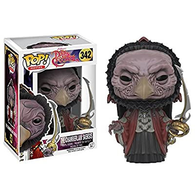 Funko POP Movies: Dark Crystal - The Chamberlain Skeksis Action Figure: Funko Pop! Movies:: Toys & Games