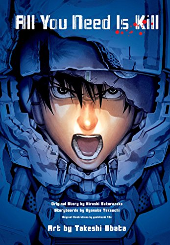 All You Need is Kill (manga): 2-in-1 Edition [Ryosuke Takeuchi] (Tapa Blanda)
