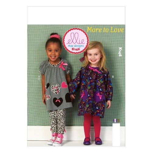Sew Toddler Dress - 2