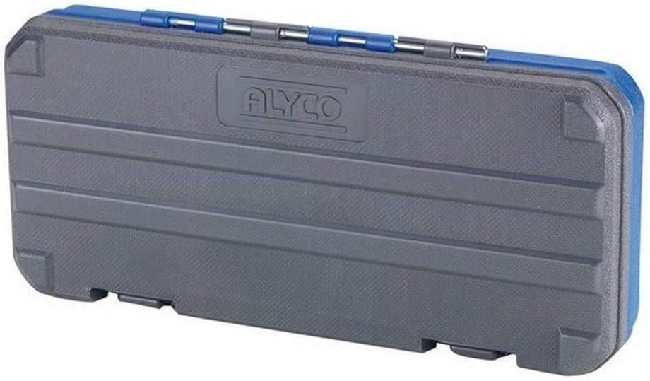 1 x Llave Llave de acero de aleaci/ón dura Llave inglesa port/átil multiusos para la instalaci/ón de extracci/ón de contratuercas