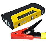 Image of Micropower Car Jump Starter Portable External Battery Charger 500A Peak With 16800mAh High Capacity - Emergency Power Bank Auto Heavy Duty Jumper For Sedan Truck, Van, SUV, Laptop and More