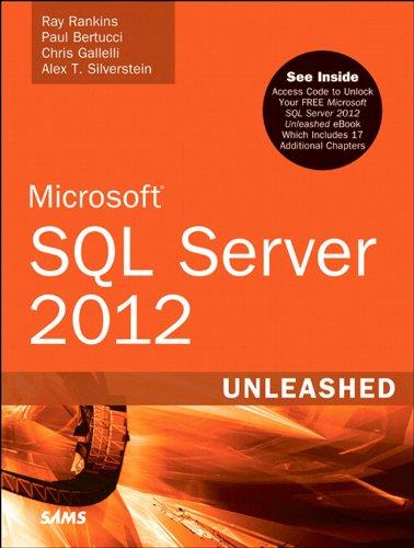 Microsoft SQL Server 2012 Unleashed (Sql Server Data Warehouse 2012)