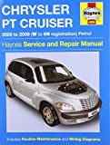 Chrysler PT Cruiser Petrol: 2000 to 2009 (Haynes Service and Repair Manuals) by Robert Maddox (15-Nov-2009) Paperback