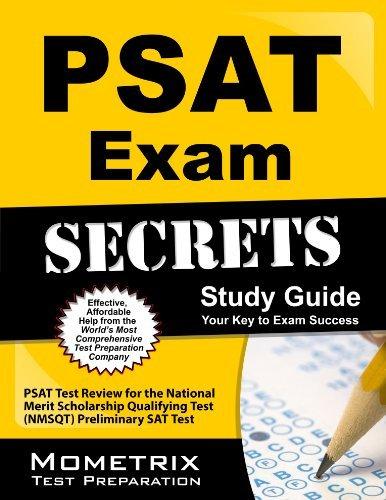 PSAT Exam Secrets Study Guide: PSAT Test Review for the National Merit Scholarship Qualifying Test (NMSQT) Preliminary SAT Test by PSAT Exam Secrets Test Prep Team (2013-02-14) Paperback