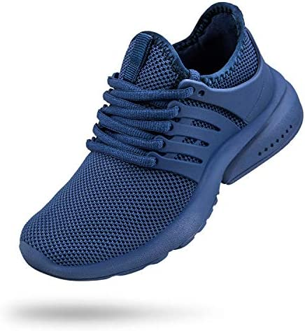 Troadlop Kids Sneaker Lightweight Breathable Running Tennis Boys Shoes 1