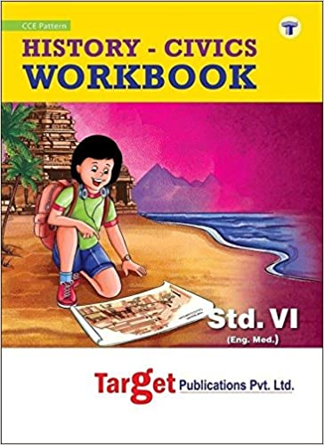 amazon in buy 6th history civics workbook english medium