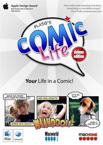 Comic Life Deluxe Strip Book Creator Mac