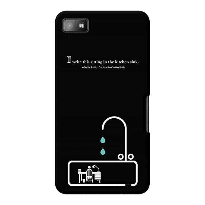 DailyObjects Sitting In The Kitchen Sink Mobile Case: Amazon.in ...