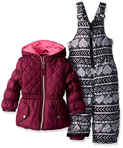 Quilted Snowsuit - 8