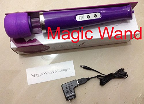 Marcaus Paint Co 10 Speed Magic Wand USB Rechargeable ?Massager Full Body Neck Free Shipping New from Marcaus Paint Co