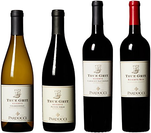 The Complete True Grit Collection Wine Mixed Pack, 4 x 750 mL