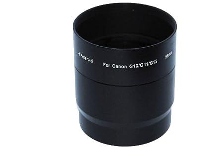 Review Polaroid 58mm Aluminum Lens