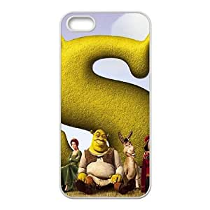 Donkey iPhone 5 5s Cell Phone Case White Phone cover L7766716