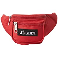 Paquete de cintura Everest Signature - Junior, rojo, talla única
