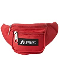 Everest Signature Waist Pack - Junior, Red, One Size
