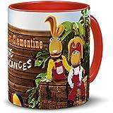 Tasse céramique My Mug - Isidore et Clémentine de Croque Vacances collector