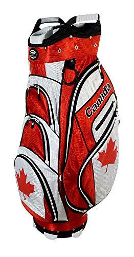 Hot-Z Golf Canada Cart Bag